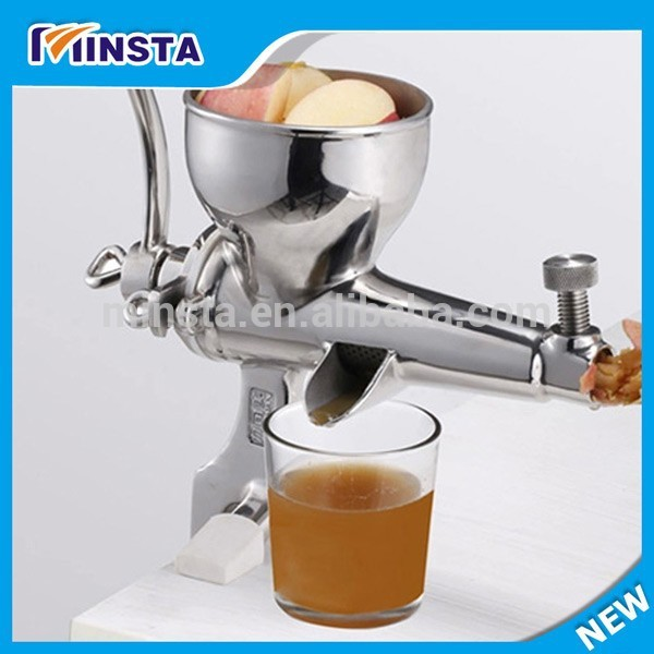 Ginger Juicerbuy Juicerstainless Steel Cold Press Juicer  ~ Entsafter Presse