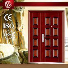 2014 High Quality Hot Sale With Competitive Price decorative kerala steel door,oversize exterior door,Steel exterior doors