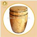 Barriles de vino de madera de roble para la venta