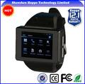 Nuovo 2014 telefono della vigilanza mobile listino prezzi mtk6515 Android 4.1 dual core ram512m rom512m androide gps intelligente orologio