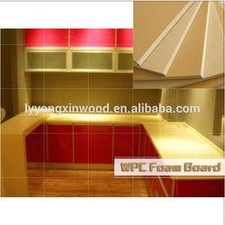 New WPC Foam Board tech product, Waterproof Furniture board , decoration board