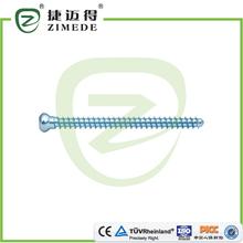 Orthopedic Bone Cortex Screw/surgical screw Made in China
