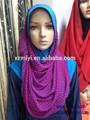 hijab musulmán bufanda de la manera malasia hiyab árabe