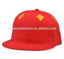 New Products Custom Fashion Bone Bulls Cap
