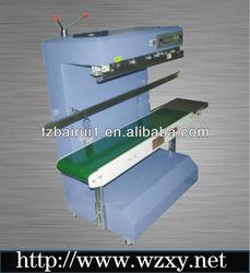 DBF-1500 Horizontal automatic plastic bag sealer