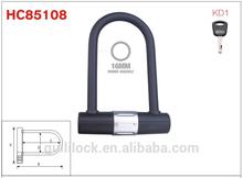 Good Bike Lock,U Lock, Shackle Lock HC85108