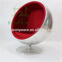 2015 Eero Aarnio Aluminum Ball Chair