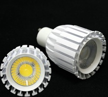 COB aluminum led spot light gu10 for home lighting restaurant stores