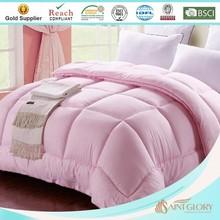 super soft 100% polyester children quilt