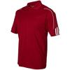 Wholesale Custom Mens ClimaLite 3-Stripes Cuff Polo Golf Shirt