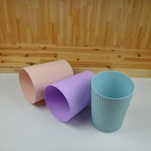 hot sale plastic trash can, 7L volume plastic ash-bin for home use