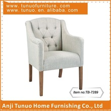 Sofa ,New design sofa furniture,Patchwork back with buttons,TB-7289