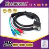 Hot vga rca,cable vga rca,vga rca male to male cable
