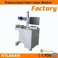 Campo equipamento da marcação do laser da fibra da marcação da máquina- china fabricante xt laser marca de fim de ano da promoção!!
