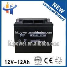 Aokete 12V 12AH ups battery long life,,12V 12AH sealed lead acid battery
