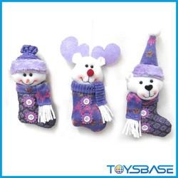 Top christmas decoration tree,Christmas plush toy-
