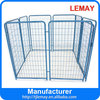 wire folding pet & dog cages