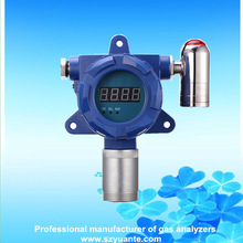 Fixed online remote control arsenic hydride AsH3 gas alarm