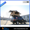 Large room folding motorcycle trailer tent