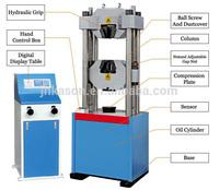100KN Digital Display Hydraulic Universal Testing Machine/tensile strength testing equipment