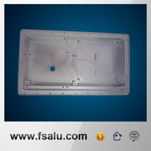 Precision Waterproof Extruded Aluminum Enclosure Used For Electronics