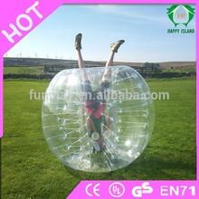 HI 2014 CE inflatable balls giant, bubble ball soccer,bubble ball football