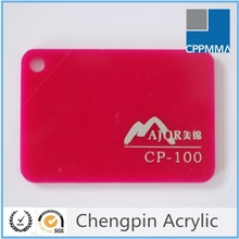 products china colored acrylic sheet / perspex