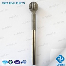 special custom made cnc HSS rotary burrs cutting tools