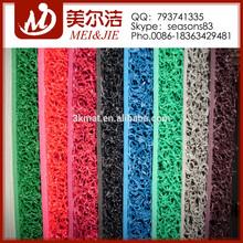 WASHABLE RUGS PVC FLOOR MAT PLASTIC MAT