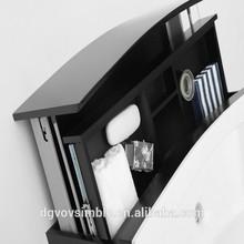 Hot modern high gloss wood bathroom furniture SC085