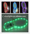 wenling usb recargable led usable las tiras de led de iluminación para los zapatos