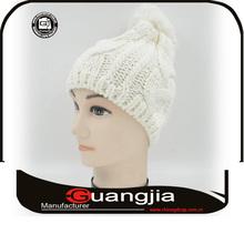 Boys Knitted Winter Warm Earflap Hats Caps Infant Beanie Fleece Hem Baby Knited Beanie Hats
