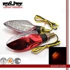 BJ-SL-041S Aftermarket mini amber 15 LED bulb light motorcycle for street bike