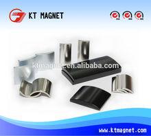 2014 New produce ferrite segment magnet Arc magnet