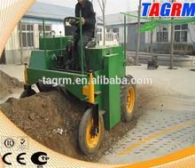 Poultry dung manure compost machine/Chicken manure compost turner/organic manure compost turner machine M2000