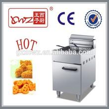 Gas Deep Fryer for Fried Chicken