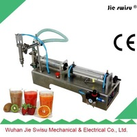 Best selling semi-automatic liquid filling machine for acer liquid e700
