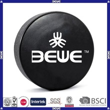 promotion rubber blank ice printing hockey puck