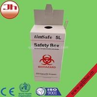 cheap medical waste disposal carton box,carton sharp box