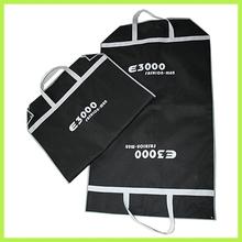Professional Non Woven Suit Cover Bag Garment Cover Bag