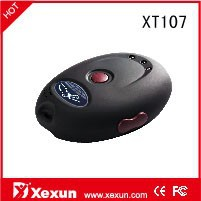 XT107 mini gps/gsm personal tracker google link tracking with surrounding voice monitoring talk mode