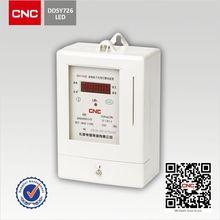 Pre paid Energy Meter DTSY726,DSSY726 digital electric prepaid meter