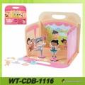 جميلة المغناطيس wt-cdb-1116 ألعاب للأطفال