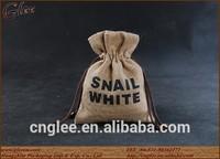 Custom food grade gunny/jute sacks bags