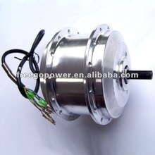 24v 250w electric bicycle geared wheel brushless hub motor