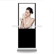 floor standing type 42 inch led tv for advertising