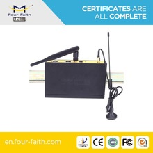 F3A24 Industrial Wireless Wifi rs232 4g modem rj45 VPN Sim Card for Power Distribution Network Supervision m