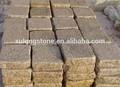G682 granit jaune pavé, extérieur de pavage en pierre de granit bon marché, g682 granite paving stone | paysagiste jardin pavés en pierre
