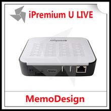 iPremium U Live adult iptv iptv arabic VOD TV box Live Streaming American IPTV Box to USA, Canada
