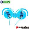 Plastic ear hook headphone